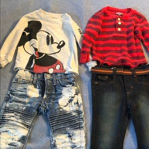 Boy's clothes 2T.